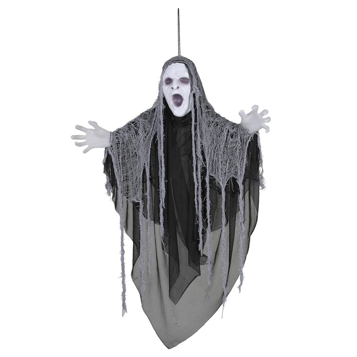 Bild 3 von Halloween Figur Gewitter-Gespenst animiert