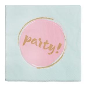 Party-Servietten, 20er-Pack
