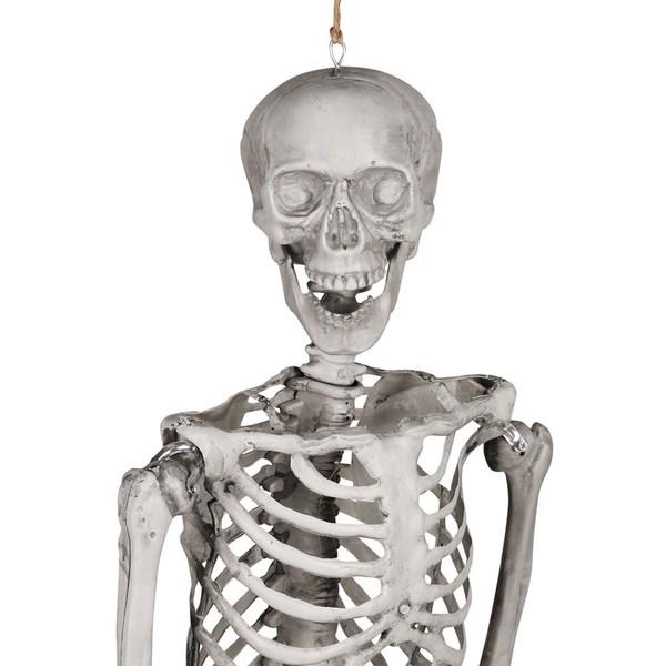 Großes Halloween Skelett