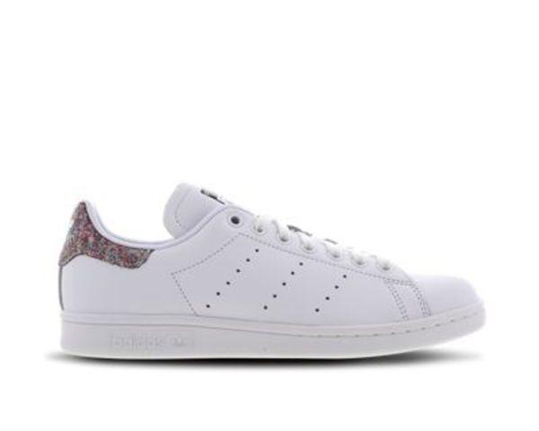 online store 5e5d7 4378c adidas Stan Smith Glitter - Damen Schuhe