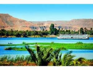 Ägypten – Nilkreuzfahrt & Baden