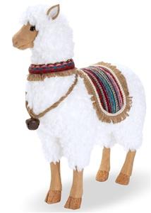 """Deko-Figur """"Lama Carlos"""""""