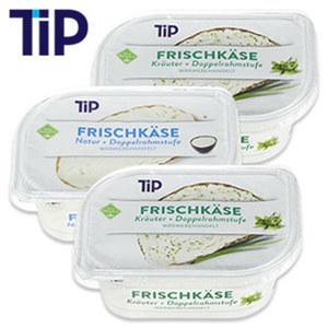 Frischkäse Natur oder Kräuter 70 % Fett i. Tr.  und weitere Sorten, 300-g-Packung, ab 3 Packungen