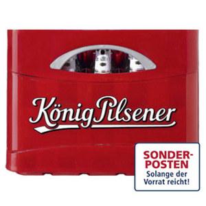 König Pilsener 20 x 0,5 Liter, jeder Kasten