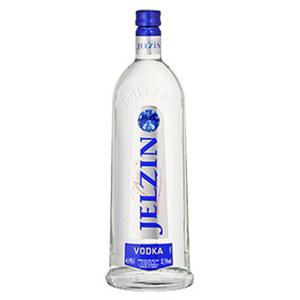 Boris Jelzin Vodka, Citron oder Currant 37,5/37,5/37,5 % Vol.,  jede 0,7-l-Flasche