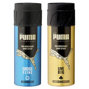 Puma Body Spray versch. Sorten, jede 150-ml-Dose