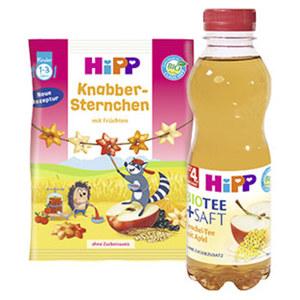 Hipp Bio-Saft versch. Sorten, jede 500-ml-PET-Flasche