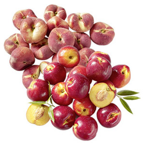 Spanien Nektarinen oder Pfirsiche gelbfleischig, Kl. I,  je 1 kg