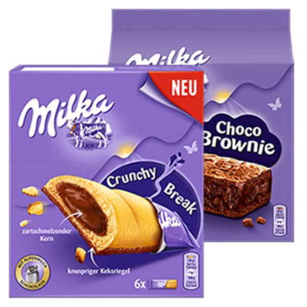 Milka Kekse Oder Kuchen Versch Sorten Jede 156 168 175 185 G