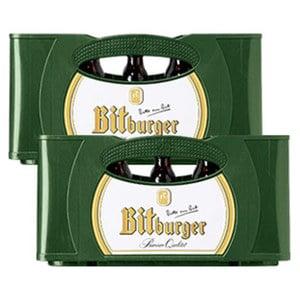 """Bitburger Pils """"Stubbi"""" 20 x 0,33 Liter, jeder Kasten, ab 2 Kästen"""