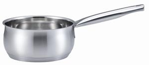 "SSW KitchenQ Edelstahl Kasserolle ""Profi Plus"" ø 16 cm"