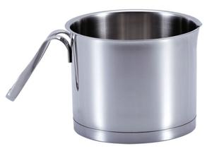 "SSW KitchenQ Edelstahl Milchtopf ""Profi Star"" ø 14cm"