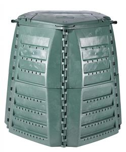 THERMO-STAR Komposter 600 L grün