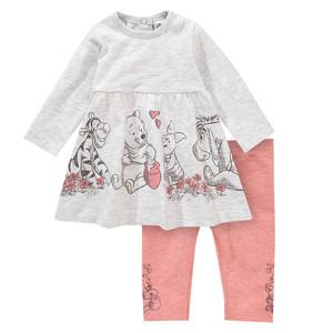 Winnie Puuh Kleid und Legggings