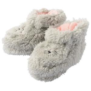 Baby Schuhe aus Plüsch