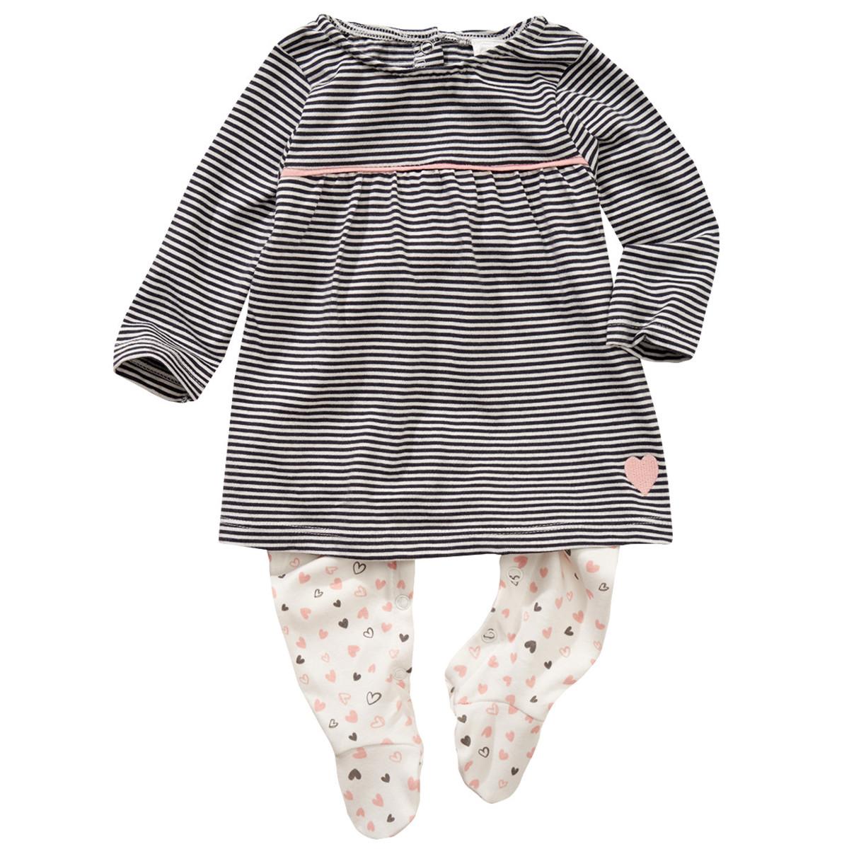 Bild 1 von Newborn Stramplerkleid mit Fuß