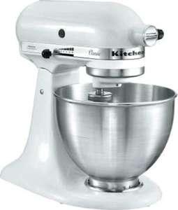 KitchenAid Küchenmaschine  5K45SSEWH