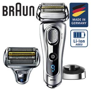 Rasierer Series 9 - 9260s · Sonic Technologie mit 40.000 Schneidbewegungen/min - Erkennt Ihr Gesicht und passt sich der Dichte Ihres Bartes an · HyperLift&Cut Trimmer hebt und schneidet flach a