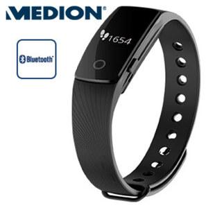 Fitnessarmband Life® E1000 · Schrittzähler, Kalorienverbrauch, Schlafüberwachung, Wecker · staub- und spritzwassergeschützt
