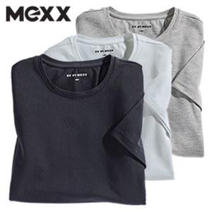 Herren-Shirts 2er-Pack, 95 % Baumwolle/ 5 % Elasthan, Größe: S - XXL