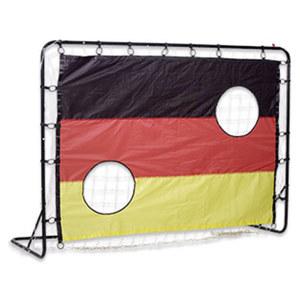 Active Fußballtor mit Torwand 213 x 152 x 76 cm