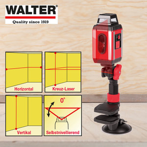 Walter 360° Rotationslaser