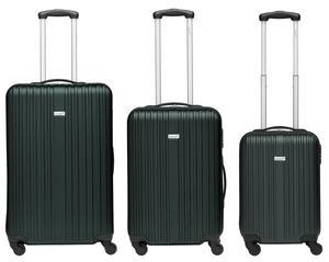 "Packenger 3er Koffer-Set ""Line"" Hartschale (M, L & XL)"