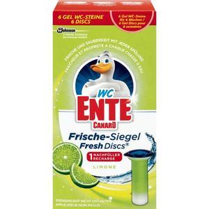 WC-Ente Frische-Siegel Nachfüller Limone 5.53 EUR/100 ml