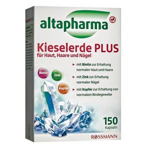 altapharma Kieselerde PLUS 5.96 EUR/100 g