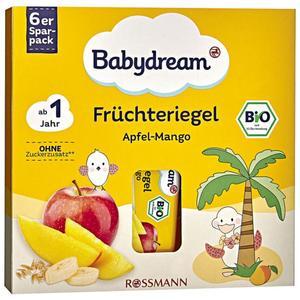 Babydream Bio Früchteriegel Apfel-Mango 6er Pack 1.33 EUR/100 g