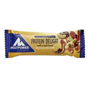 Multipower Protein Delight Riegel Vanilla, Cashew, Cara 3.40 EUR/100 g