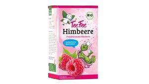 TeeFee Bio Früchtetee Himbeere