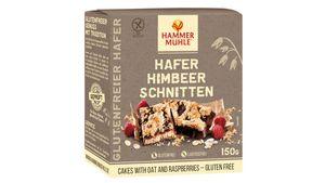 HAMMERMÜHLE Himbeer Schnitten