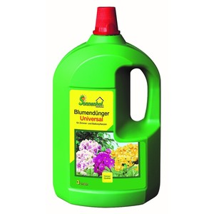 Blumendünger Universal 3 Liter für Zimmer- und Balkonpflanzen