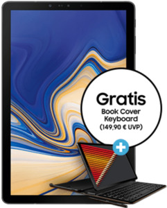 Samsung Galaxy Tab S4 LTE mit o2 my Data M mit 10 GB