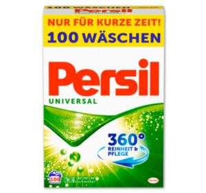 PERSIL Voll- oder Colorwaschmittel Pulver