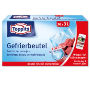 TOPPITS Gefrierbeutel