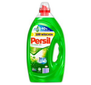 PERSIL Voll- oder Colorwaschmittel Gel