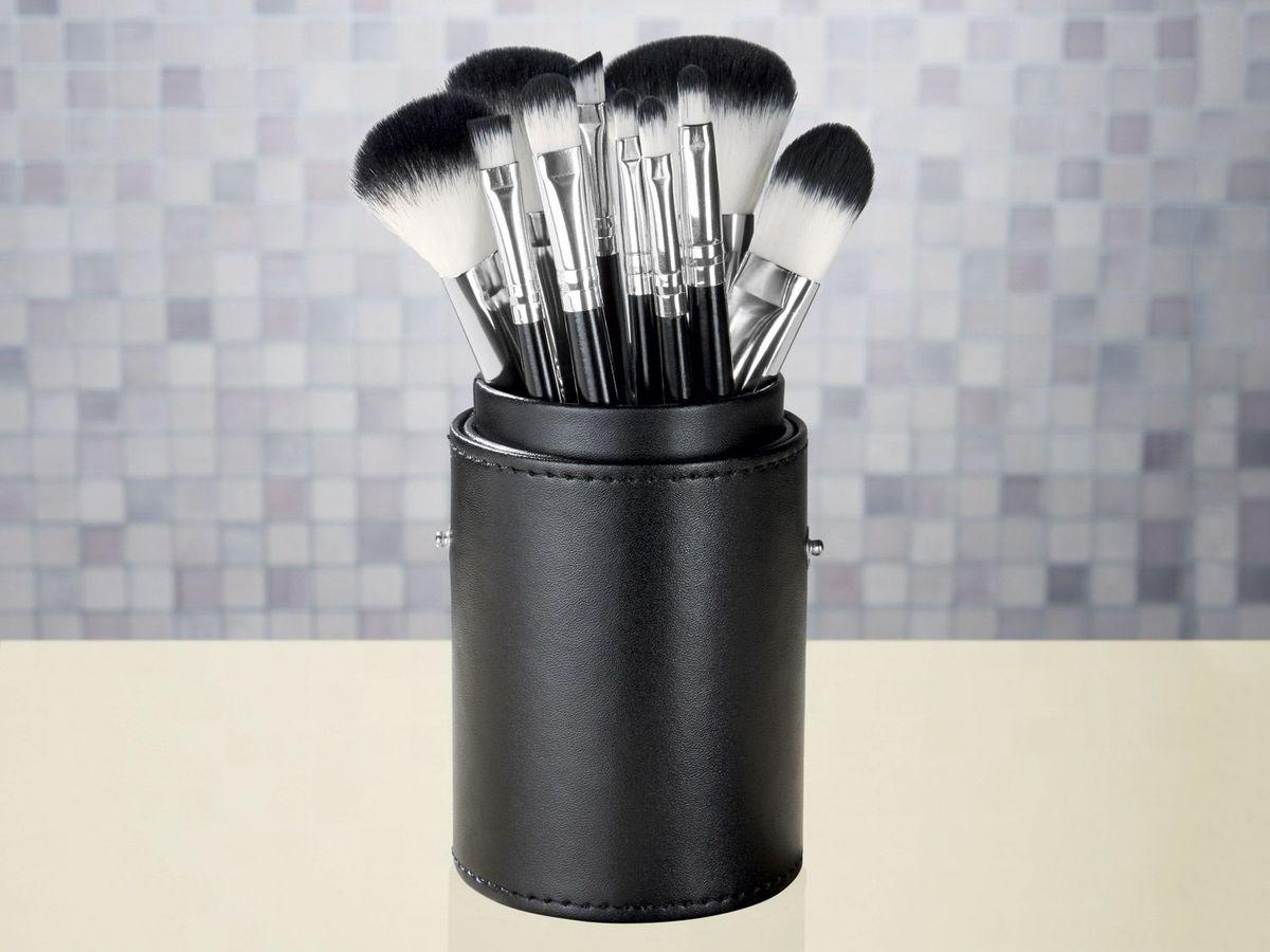 Bild 4 von MIOMARE® Profi-Kosmetikpinselset, 11-teilig