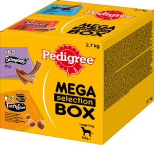 Pedigree Snack für Hunde, Mixpack, Large