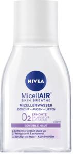 NIVEA MicellAir Mizellenwasser Sensitiv Reisegröße