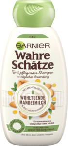 Wahre Schätze Shampoo Mandelmilch