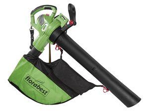 FLORABEST® Elektro-Laubsauger/-bläser FLS 3000