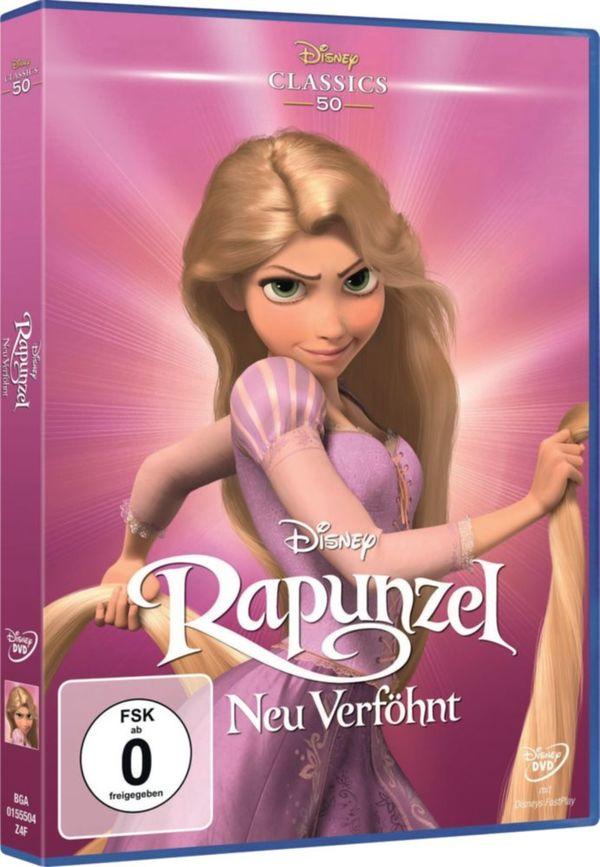 Disney DVDs - Rapunzel