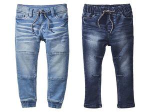 LUPILU® Kleinkinder Jungen Jeans Sweat Denim