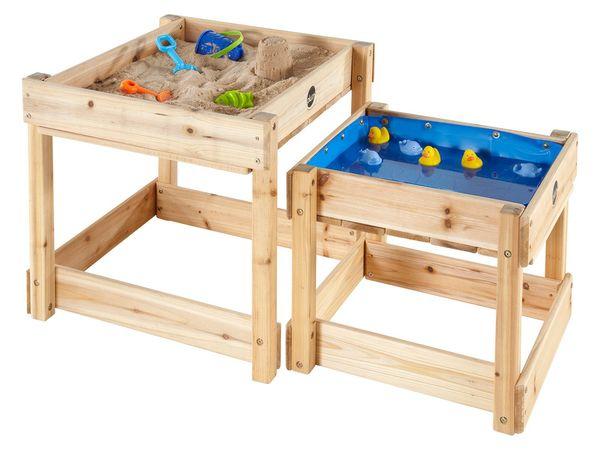 Plum® Sandkasten und Wasserspieltisch