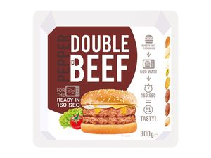 Double Burger XXL