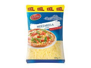 Mozzarella, gerieben XXL