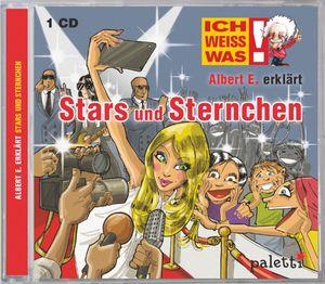 ich weiß was CD albert einstein erklärt Stars und Sternchen