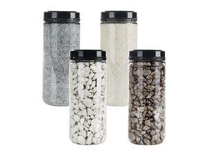 MELINERA® Deko-Spiegelsand/-Glasgranulat/-Steine